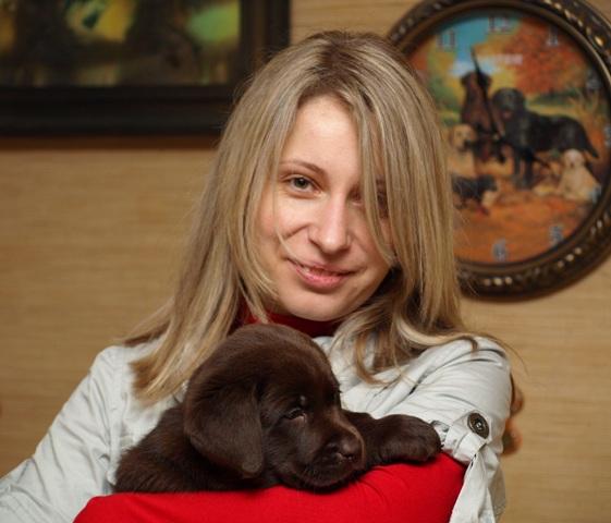 Labrador Retriever De Anrit Dinastiya And Harrypotter Of