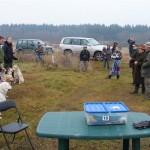 I-ji Lietuvos retriverių mylėtojų klubo lauko bandymai 2011 11 06