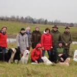 End of retrievers field trials season in Lithuania